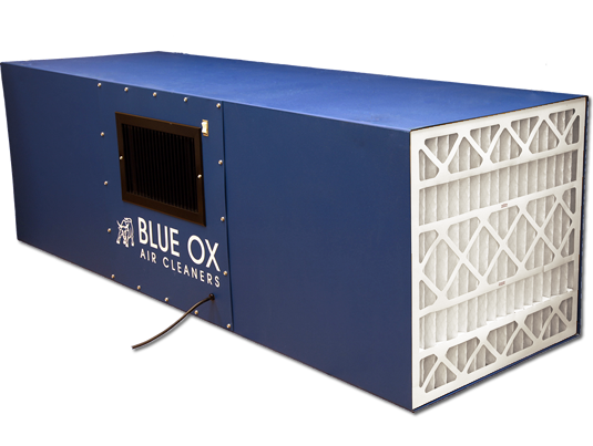 Furnace Air Cleaners : Micro air media cleaners