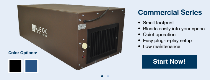 Commercial Air Cleaners